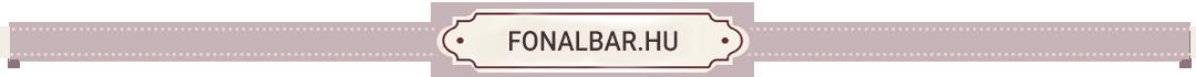 Fonalbár - Fonal Webáruház