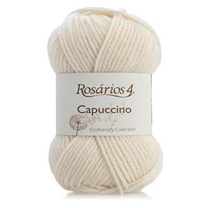 Capuccino ausztrál gyapjú, tejrost fonal